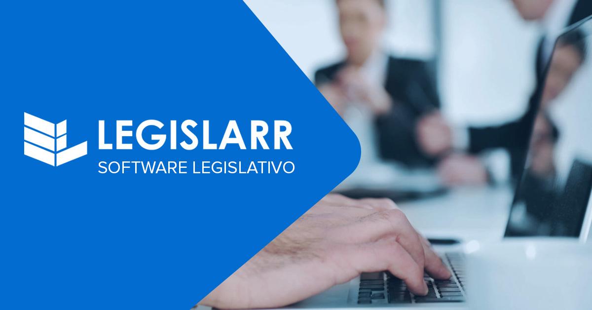 sistema de processo legislativo gera mais transparência para as câmaras